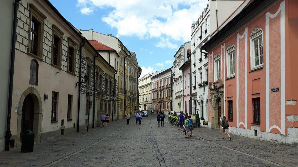Vanhan kaupungin katuja
