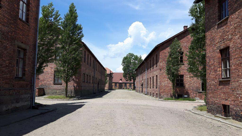 Auschwitz I - Nämä rakennukset toimivat nykyään museoina