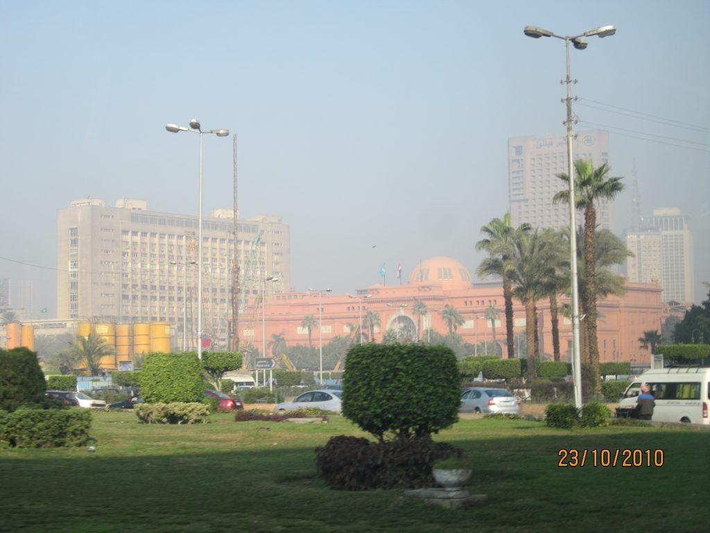 Kairon egyptiläinen museo